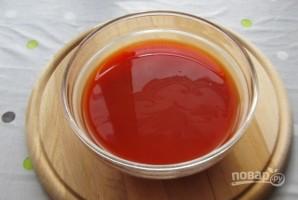Тушеная капуста с винным соусом - фото шаг 6