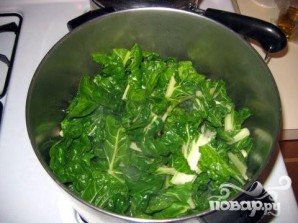 Весенний салат с редисом и петрушкой - фото шаг 1