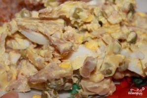 Салат со свиными ушками - фото шаг 5