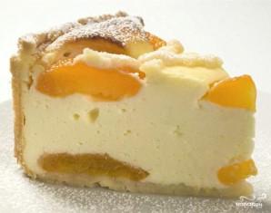 Чизкейк абрикосовый - фото шаг 4