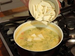 Овощной суп с йогуртом - фото шаг 6