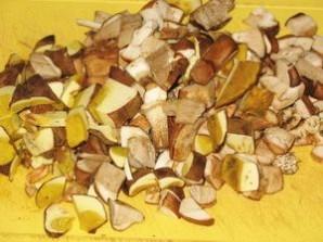Подосиновики, жареные с картошкой - фото шаг 1