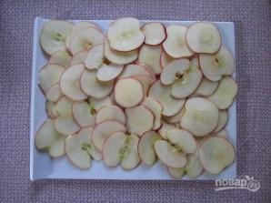 Яблоки, сушенные в духовке - фото шаг 2