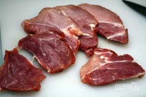 Мясо в кисло-сладком соусе по-китайски - фото шаг 1