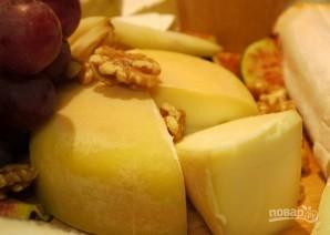 Сырная тарелка - фото шаг 6