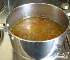 Суп с морковью и кориандром - фото шаг 2