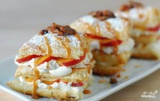 Десерт со взбитыми сливками  - фото шаг 4