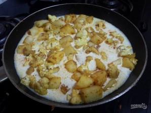 Шарики из цветной капусты и картофеля - фото шаг 3
