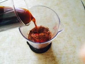 Шоколадный смузи - фото шаг 6