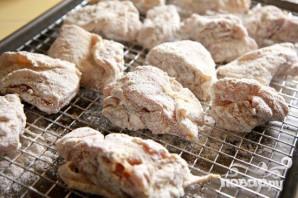 Курица в маринаде с панировкой - фото шаг 3