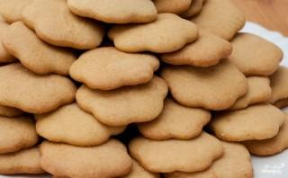 Классическое песочное печенье - фото шаг 6