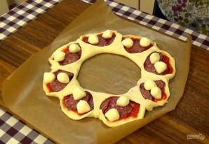 "Пицца ""Корона"" - фото шаг 4"
