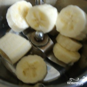 Банановые кексы в микроволновке - фото шаг 1