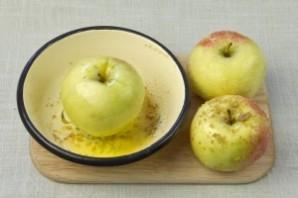 Суфле из яблок с манной крупой - фото шаг 2