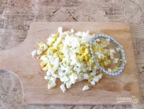 "Финский салат ""Росоли"" - фото шаг 4"