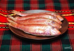 Рыба жаренная по-итальянски - фото шаг 1