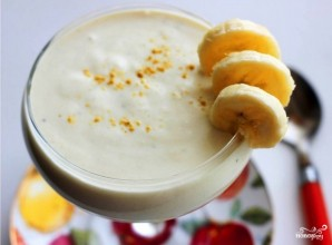 Творожно-банановый крем - фото шаг 4
