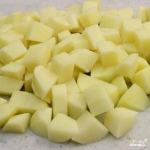 Картофельный суп-пюре - фото шаг 5