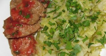 Соевое мясо - фото шаг 4