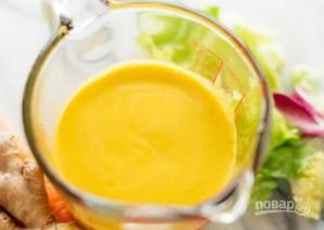 Имбирно-морковная заправка - фото шаг 3