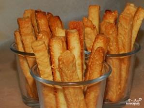 Сырные хлебцы - фото шаг 4