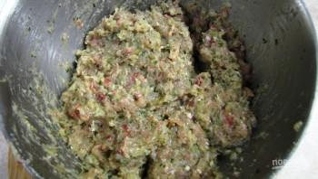 Рыбные котлеты под соусом в духовке - фото шаг 1