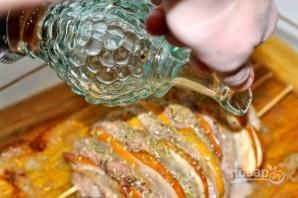 Карбонат (мясо в духовке) - фото шаг 6