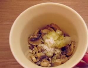 Суп-крем из грибов   - фото шаг 4