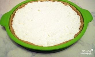 Песочный пирог с творожной начинкой - фото шаг 10