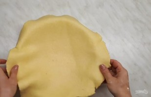 Пирог с тыквой, мёдом и орехами - фото шаг 2
