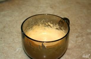 Творожная запеканка на молоке - фото шаг 2
