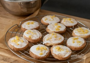 Печенье с лимонной глазурью - фото шаг 9