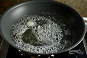 Омлет с пармезаном - фото шаг 3