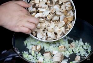 Грибной салат - фото шаг 2