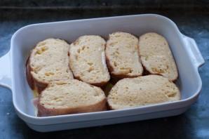 Горячие бутерброды с ветчиной и сыром - фото шаг 5