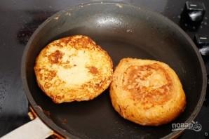 Французские тосты с яблоками - фото шаг 6