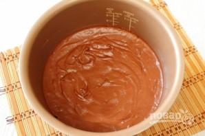 Бисквит с какао порошком и сметаной - фото шаг 5