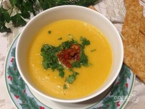 Тыквенный суп с карри - фото шаг 7
