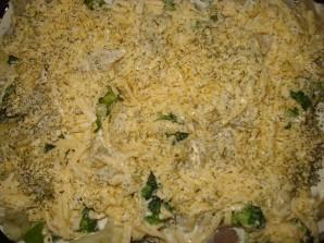 Курица с брокколи и цветной капустой - фото шаг 6