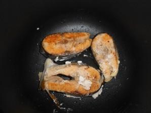 Рыба с сыром в мультиварке - фото шаг 3
