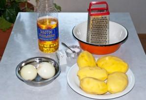 Котлеты из картофеля - фото шаг 1
