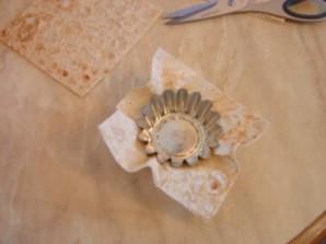 Тарталетки из лаваша - фото шаг 5