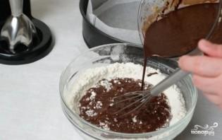 Шоколадное гато - фото шаг 2