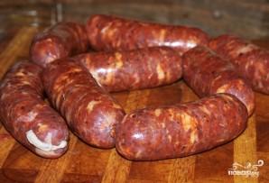 Итальянская колбаса - фото шаг 5