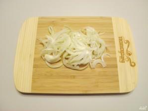 Куриные ножки с картошкой в духовке - фото шаг 3