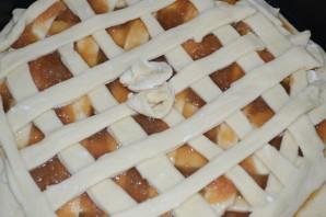 Пирог с яблочным повидлом - фото шаг 1