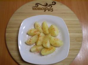 Картошка с паприкой - фото шаг 5