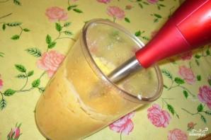 Овощной суп-пюре для похудения - фото шаг 3