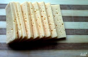 Сырные палочки в панировке - фото шаг 2