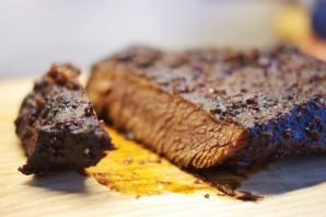 Говядина в смородиновом маринаде - фото шаг 8